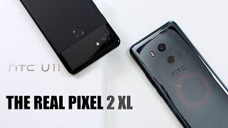 HTC U11 Plus vs Pixel 2 XL Unboxing and Camera Test!