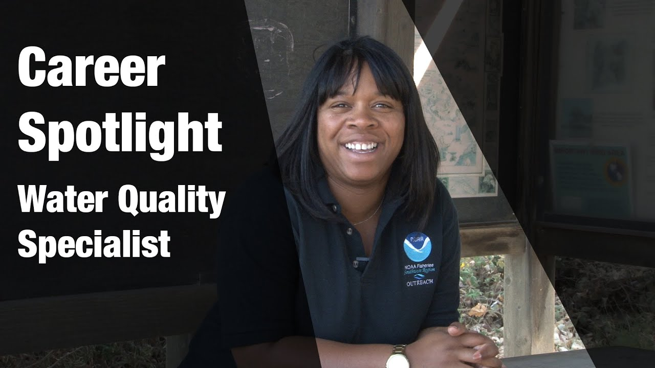 Career Spotlight: Water Quality Specialist - YouTube