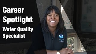 Career Spotlight: Water Quality Specialist