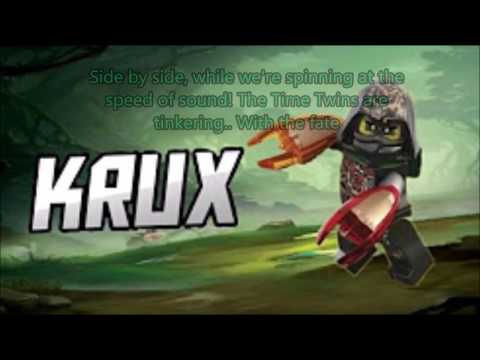 LEGO NINJAGO - The Time Is Now The Fold lyrics