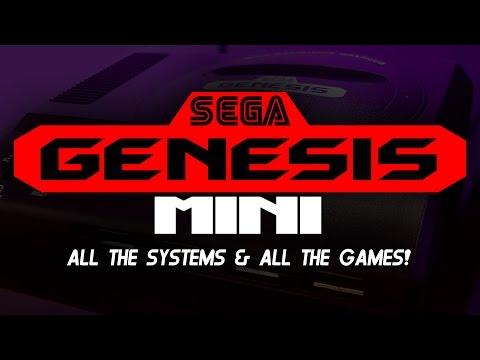 Sega Genesis Mini Classic! - The V1.3 Build