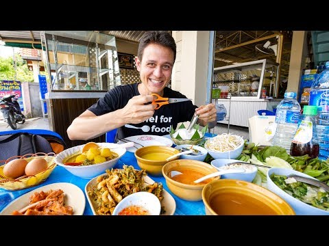 Southern Thai Food - The ULTIMATE Thailand Culinary Guide & Attractions in Nakhon Si Thammarat!