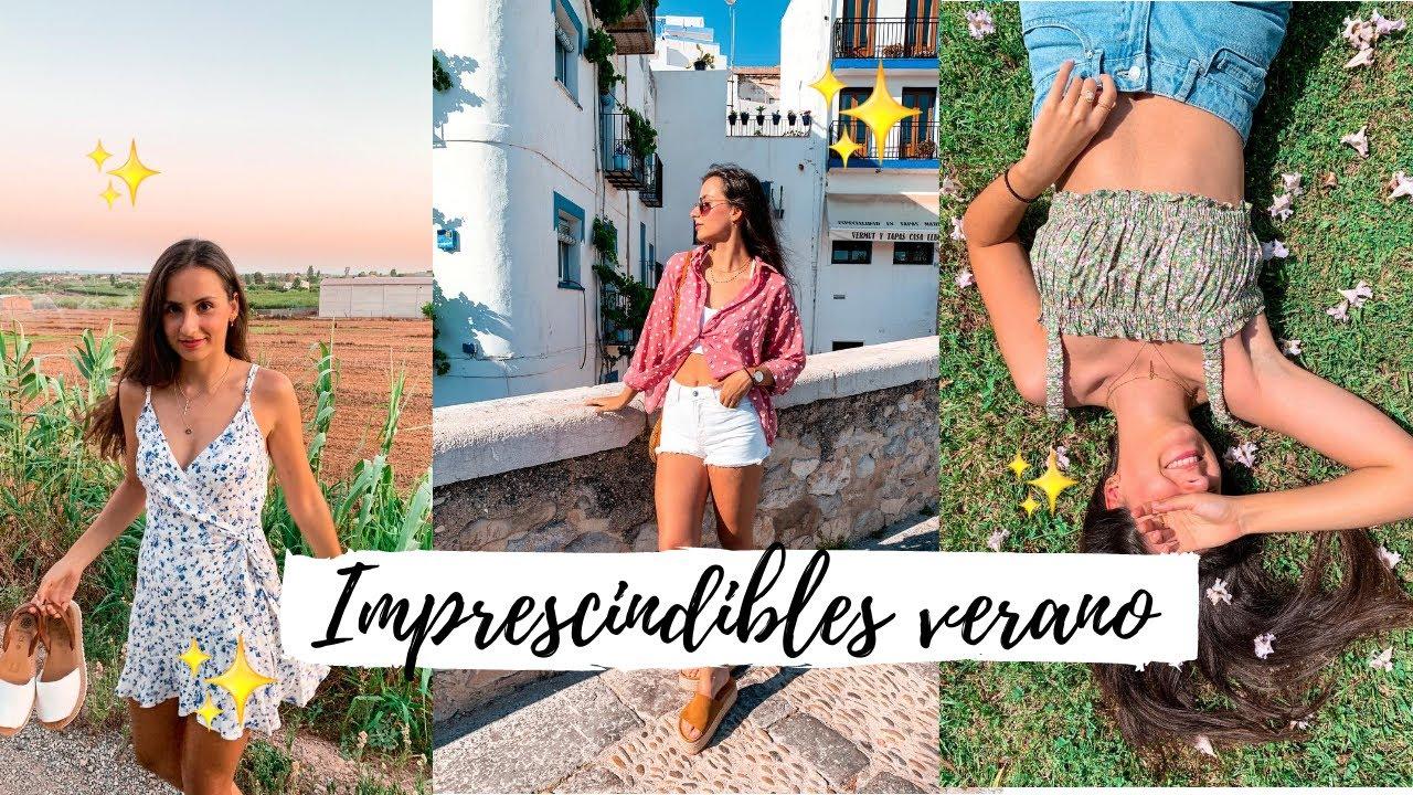 10 PRENDAS IMPRESCINDIBLES para VERANO    Ana Blanca
