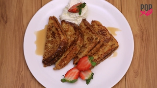 How To Make Nutella French Toast In Under 10 Minutes!