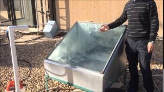 Solar Desalination with Evaporative Cooling  Ashraf Kiwan