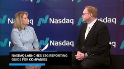Nasdaq Launches ESG Reporting Guide for Companies | Evan Harvey - Global Head of Sustainability