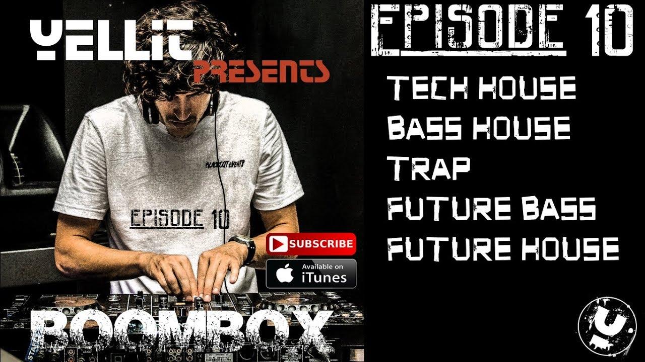 Download Boombox #10: Tech House / Bass House / Trap
