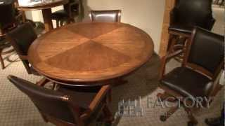 Hillsdale Parkview Dining/game Table - Factoryestores.com