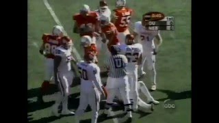 2001 Oct 27 - Oklahoma vs Nebraska