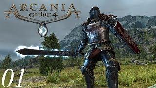 Arcania: Gothic 4 #1 Pasterz z Feshyr...