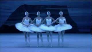 Le Lac des Cygnes - 8 ballets en direct de Moscou - Saison 2012/2013