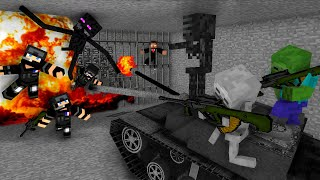 Download Monster School : JailBreak Challenge - Minecraft Animation Mp3 and Videos