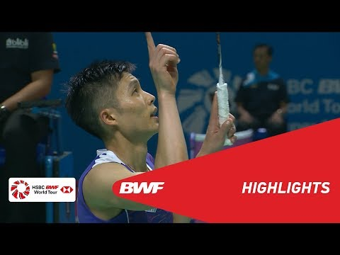 BLIBLI Indonesia Open 2019 | Quarterfinals MS Highlights | BWF 2019