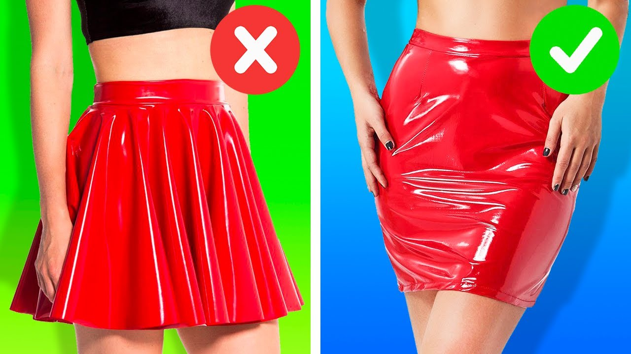Download 26 FASHION HACKS AND TIPS YOU NEED TO KNOW