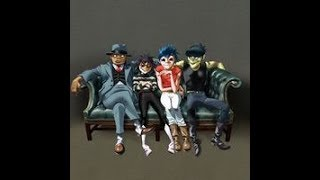 Charger-Gorillaz Official video