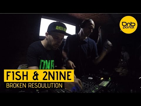 Fish & 2Nine - Broken Resoulution [DnBPortal.com]