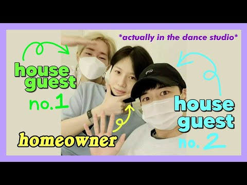 when shinee visits 'taemin's place' (according to taemin XD)