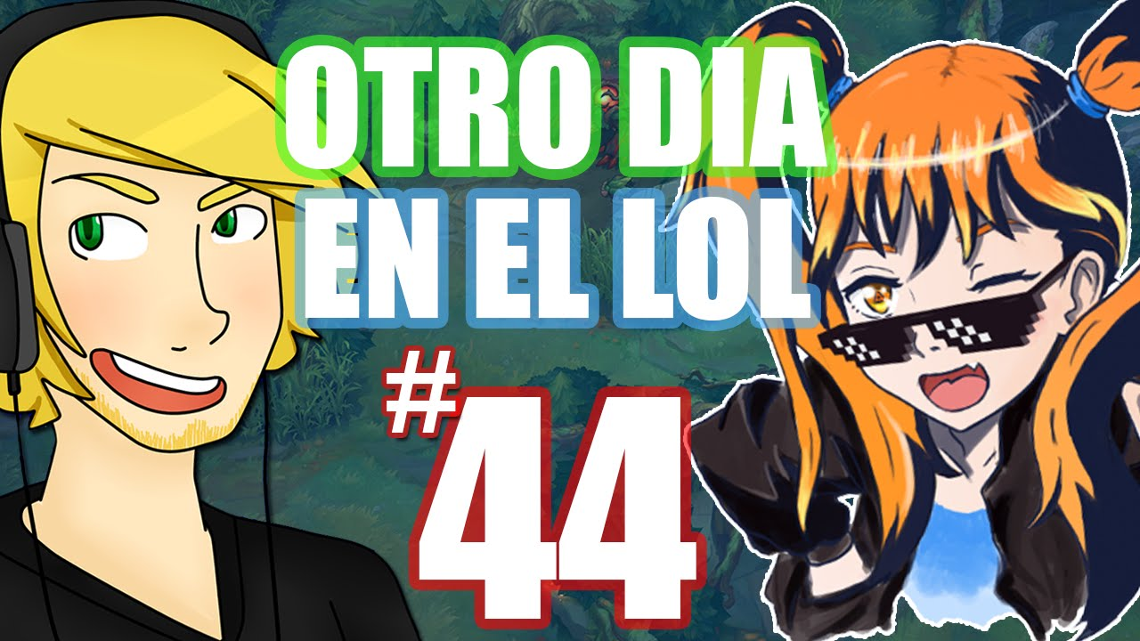 Download CON EINOOW | OTRO DIA EN EL LOL #44