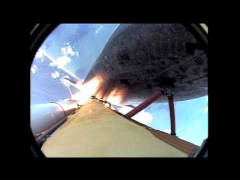 STS-122 Space Shuttle Launch