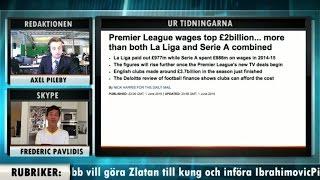 Fotbollskanalen Headlines: