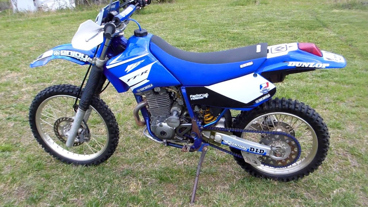 Yamaha Ttr For Sale
