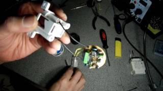 Доработка настольной лампы. Убираем мигание при включении и мерцание при работе.(, 2016-11-04T14:36:31.000Z)