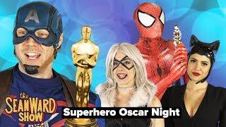 Superhero Oscar Night - hilarious parody
