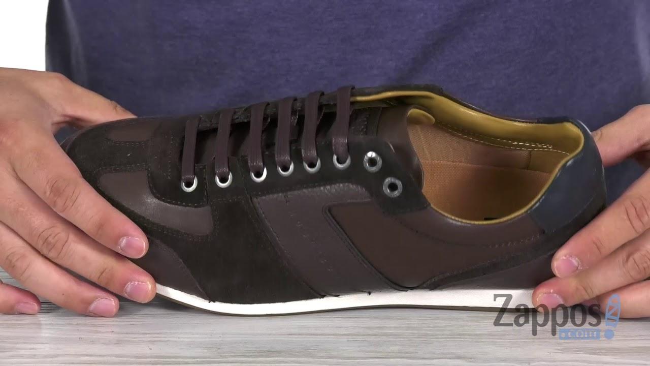 BOSS Hugo Boss Maze Sneaker in Leather