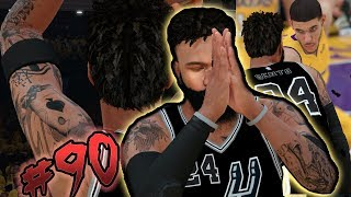 SO THIS IS YOUR HERO? MUST WIN GAME FOR LAKERS! NBA 2k18 MyCAREER Ep. 90