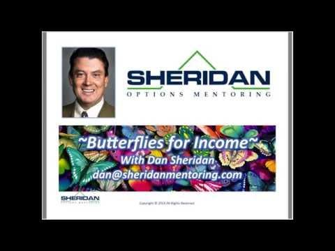 Butterfly Free Webinar with Dan Sheridan 7/14/2016