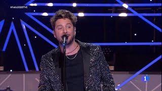 Manuel Carrasco ~ Que Bonito es Querer (Especial NocheVieja Fin de Año, tve) (Live) 2019