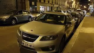 Saab 9-5 NG 2011 in Paris