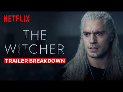 The Witcher Trailer Breakdown | Netflix