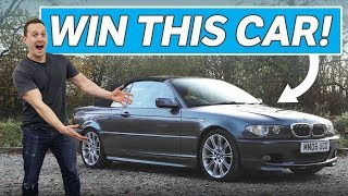 How To Make Your Car More Modern (Plus E46 GIVEAWAY)!