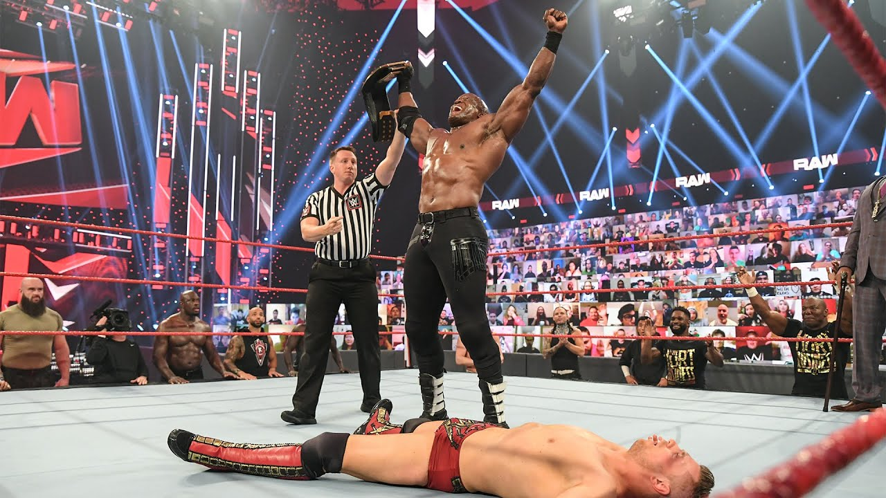 Bianca Belair, The Street Profits, Booker T and more congratulate Bobby Lashley on title win