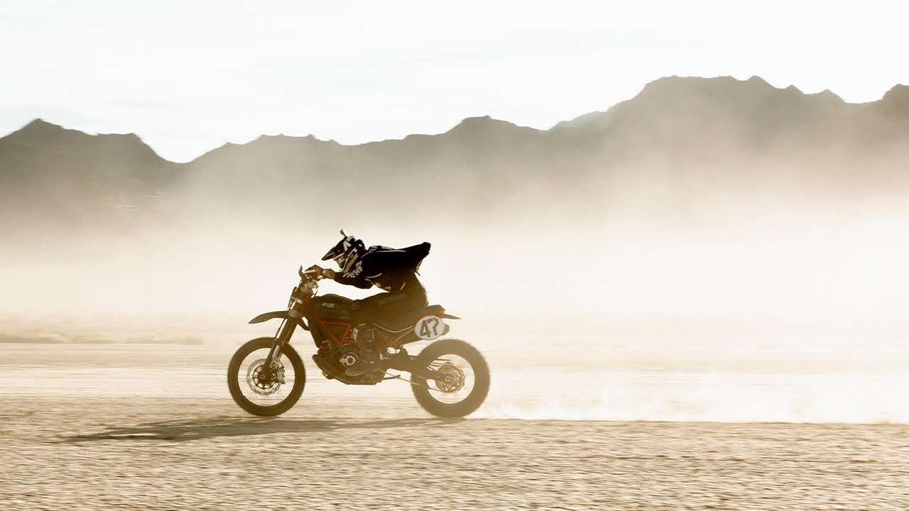 Desert Sled – A Fasthouse film of The Mint 400