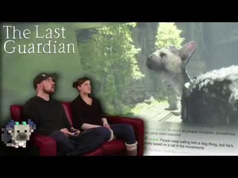 The Last Guardian AWESOME! - EPISODE 2