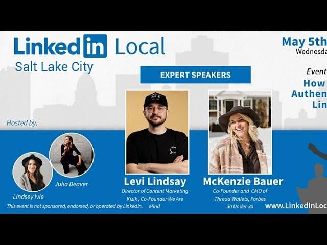 LinkedIn Local Utah Cinco de Mayo Gathering