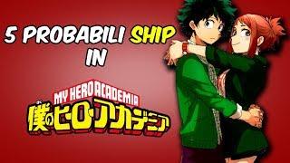 My Hero Ships