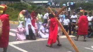 Viacrucis L.B. Armando Reveron | Semana Santa 2011 | Estado Vargas
