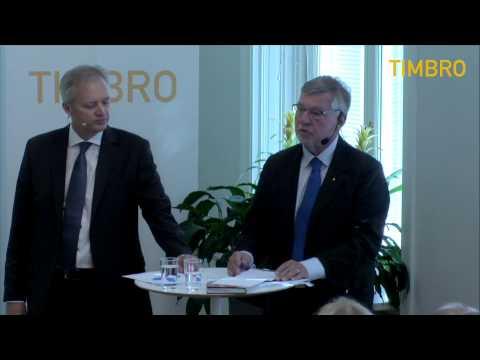 [HD] Boklansering: Kalla kriget 2.1 Underskattar vi hotet från Ryssland?