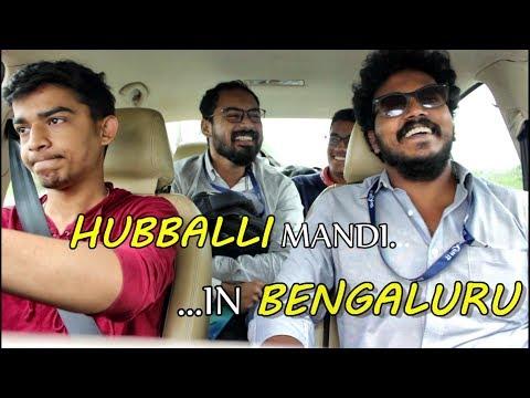 MMV : HUBBALLI mandi.. in BENGALURU | Uttara Karnataka Vines | Subtitles added.