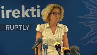 Germany: Luebeck attack not believed to be terrorism - State prosecutor