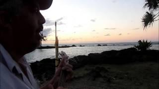 """Kuhio Bay"" from the Big Island"