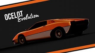 GTA Online I The Evolution of Ocelot