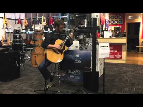 Jacob Seyer - Guitar Center Bellingham