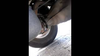 2012 nissan frontier broken pinion shaft