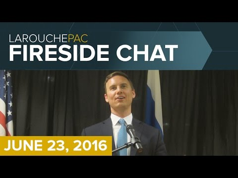 Fireside Chat with Michael Steger, June 23, 2016
