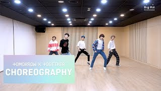 Смотреть клип Txt () 9 4 3 (Run Away) Dance Practice
