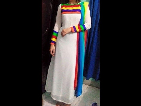 Bangladeshi top dress Design Collection
